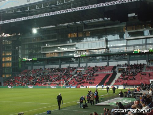 Leverkusen Stadion Parken