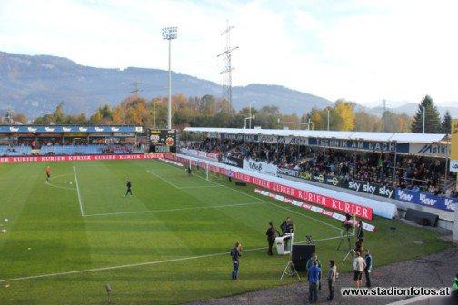 Altach Stadion Neu