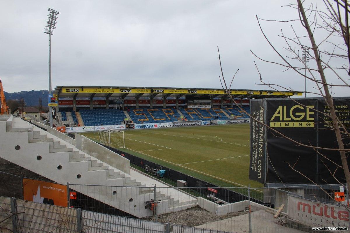 Altach Stadion Schnabelholz